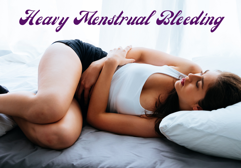 What To Do About Heavy Menstrual Bleeding